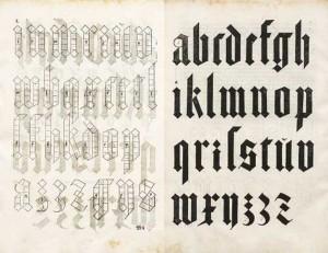 I really do love typography